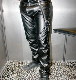 MOD Vinyl Harness Pants