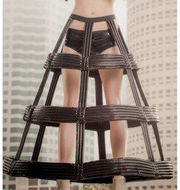 TW Crinoline Pvc Skirt
