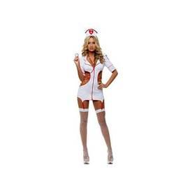 STL Cut Out Nurse Outfit