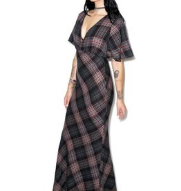 CLR Queen For A Day Plaid Dress