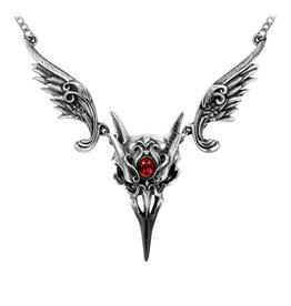 LOE Masque Of The Black Rose Pendant