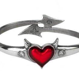 LOE Devil Heart Bangle