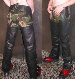 CLR Plain Chaps Leather