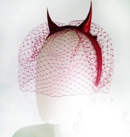 VEX Latex Devil Horns With Removable Netting