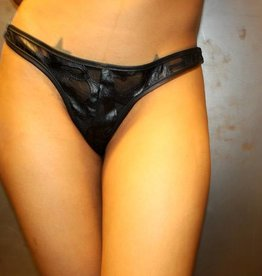 MOD Wetlook Strappy Thong