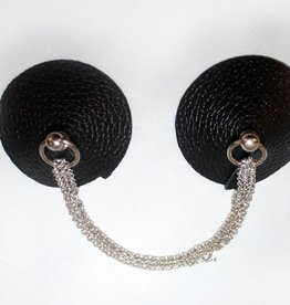 FPL Leather Pasties With Chain
