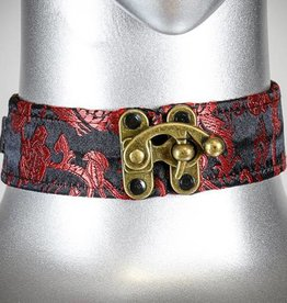FPL Brocade Choker With C-Lock