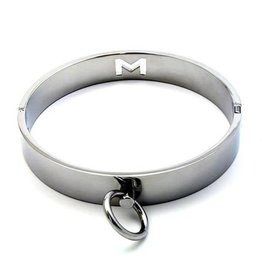 SMT Steel Slave Collar With O-Ring And Letter M Cut-Out