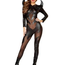 ROM Evil Wetlook & Mesh Catsuit