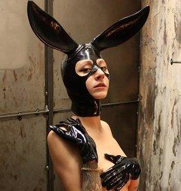 PMI Open Face Latex Rabbit Mask