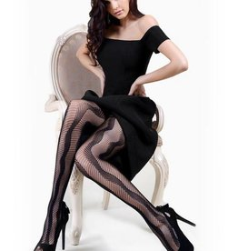 YEL Waves Of Night Fishnet Pantyhose