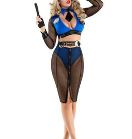 CLR Naughty Net Cop Set