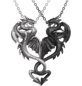 LOE Draconic Tryst Necklace