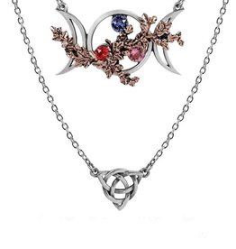 LOE Wiccan Goddess Of Love Necklace