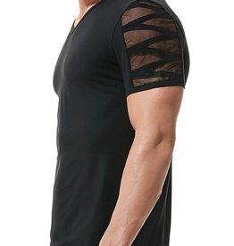 GH High-Line Mesh Panel T-Shirt