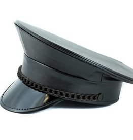 FPL Matt Captain Hat With Black Chain