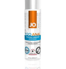ECN Jo Anal Water Based Warming Lube
