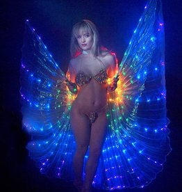 WF Led Isis Wings Multi Color
