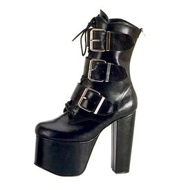 PLS Torment Ankle Boot  5 1/2