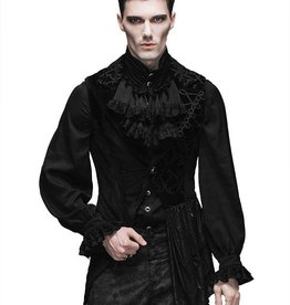 WF Gothic Sleeveless Dovetail Vest