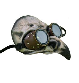 BP Aviator Bird Mask with Goggles