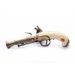WF Steampunk Replica Pistol with Belt Loop Holster