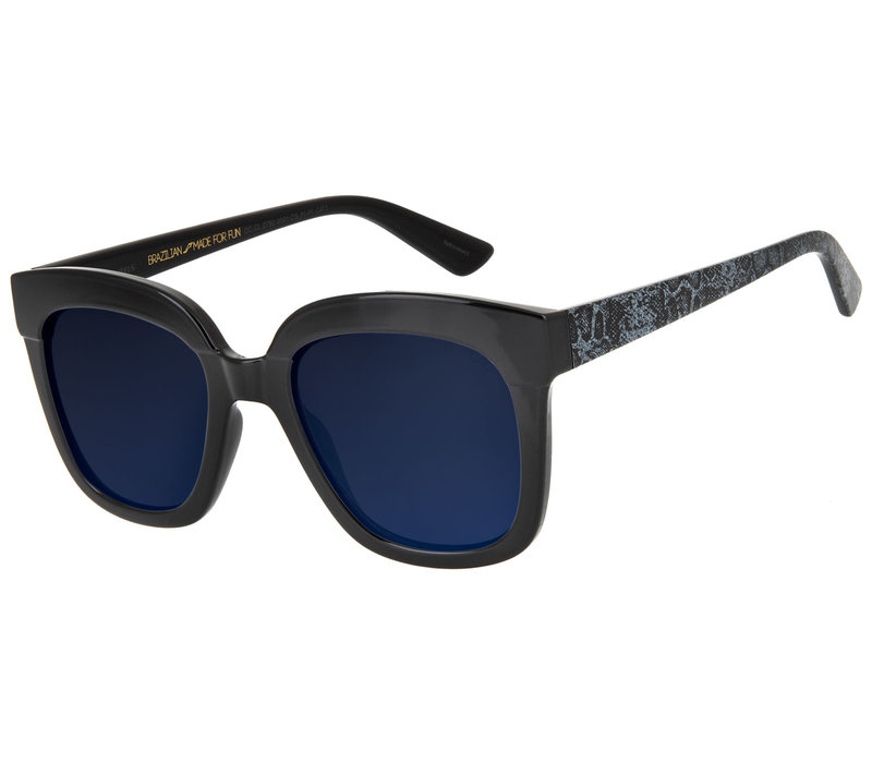SUNGLASSES - BLK COLLECTION - FLASH/BLACK -- OC.CL.2750.0001