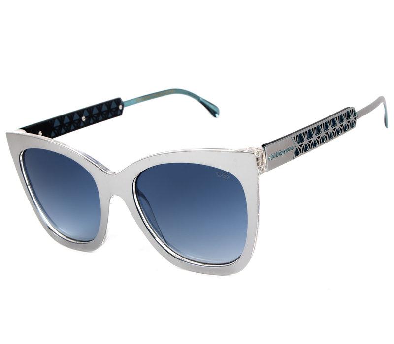 Sunglasses - 4 ELEMENTOS - GRADIENT/SILVER -- OC.CL.2304.2007