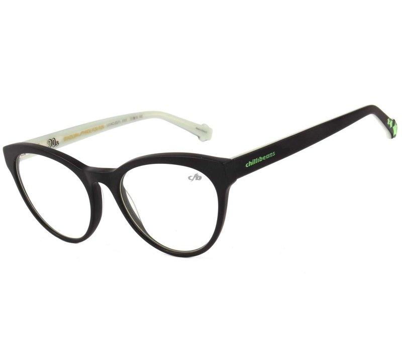 Optical - 90'S - BLACK/BLACK -- LV.AC.0311.0101