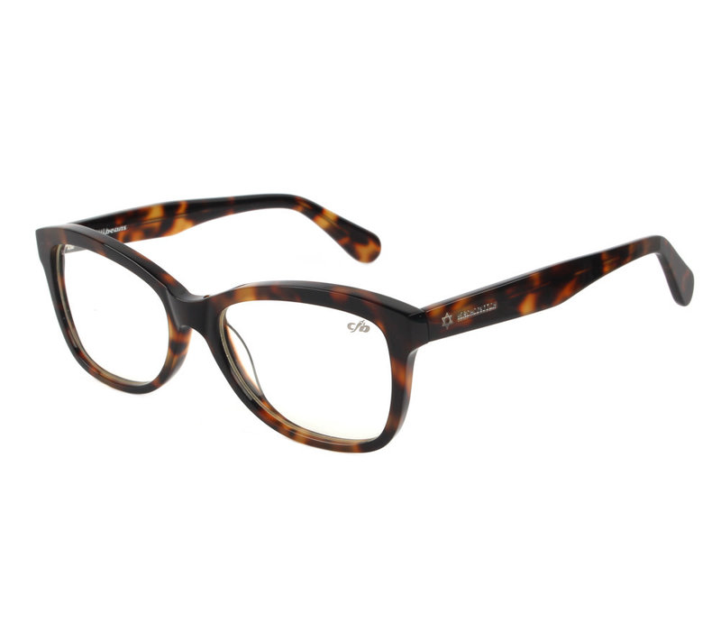 Optical - AH - TORTOISE SHELL/TORTOISE SHELL -- LV.AC.0394.0606