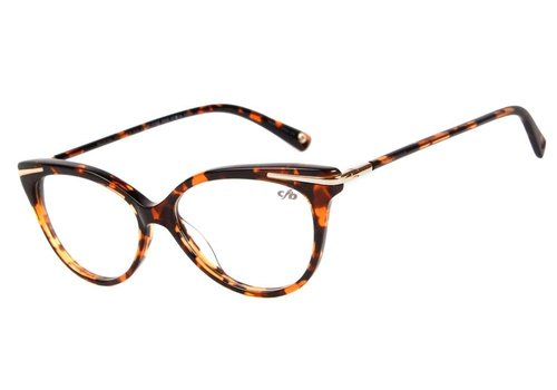 Optical - CHILLI BEANS - TORTOISE SHELL/TORTOISE SHELL -- LV.AC.0195.0606
