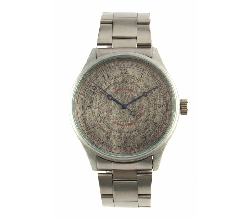 Watch - CHILLI BEANS - GREY/SILVER -- RE.MT.0567.0407