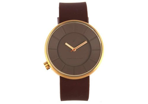Watch - CHILLI BEANS - BROWN/BROWN -- RE.ES.0043.0202