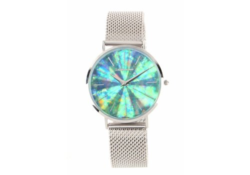 Watch - CHILLI BEANS - GREEN/SILVER -- RE.MT.0525.1507