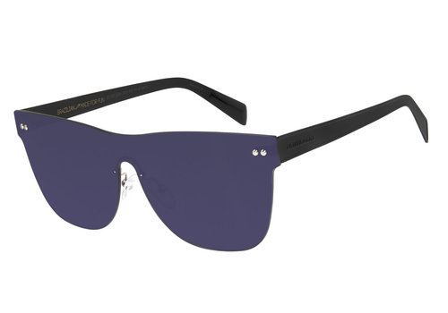 SUNGLASSES - DOUBLE LENSES - GRAY/BLACK -- OC.MT.2486.0401