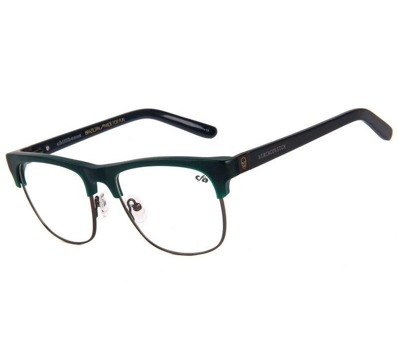 Optical - 90'S ALEXANDRE HERCHCOVITCH - GREEN/GREY -- LV.MT.0212.1504
