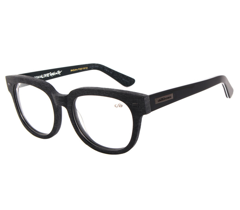 Optical - ROCK IN RIO - BLACK/BLACK -- LV.AC.0458.0101