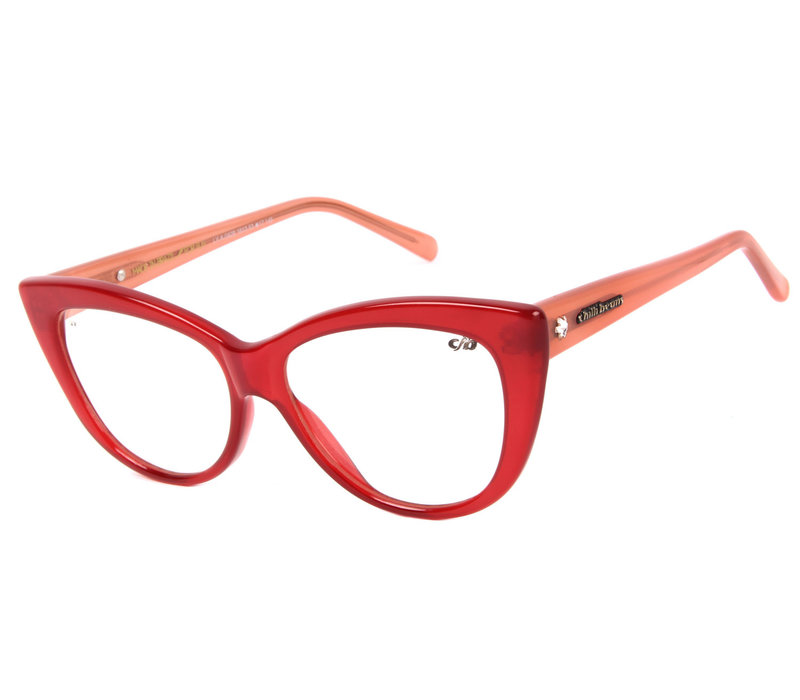 Optical - CHILLI BEANS - RED/PINK LT -- LV.AC.0429.1613