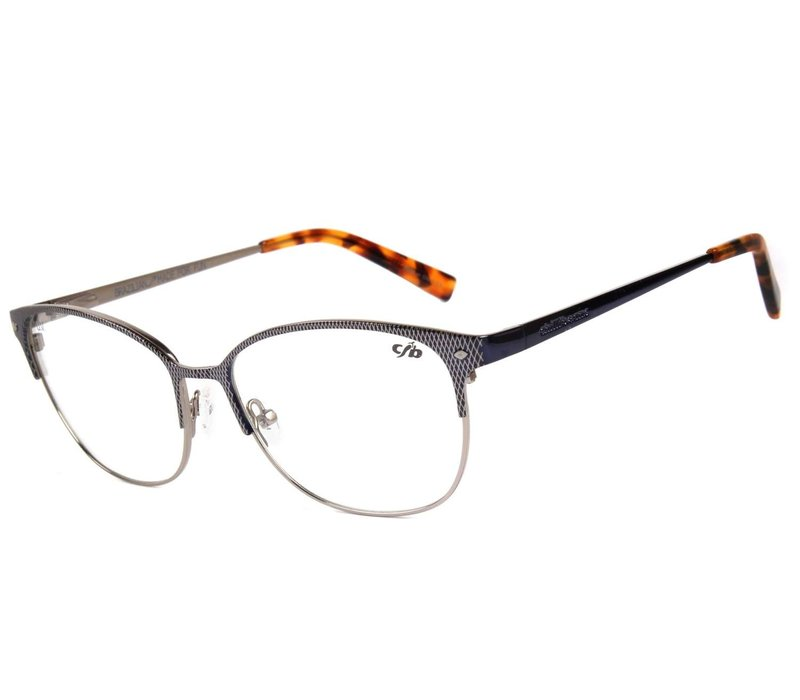Optical - TROPICALIA - SILVER/Burgundy -- LV.MT.0203.0717