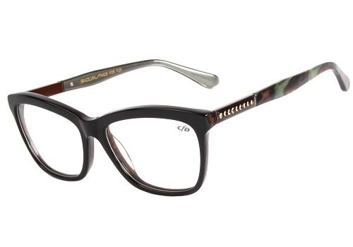 Optical - PUNK GLAM - BLACK/GREEN -- LV.AC.0225.0115