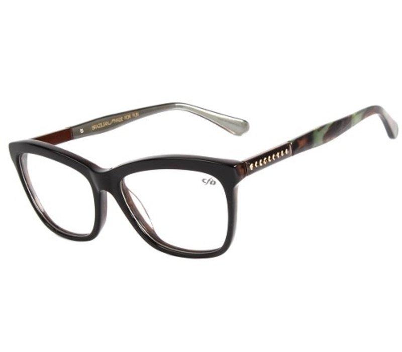 Optical - PUNK GLAM - BLACK/GREEN -- LV.AC.0225.0115