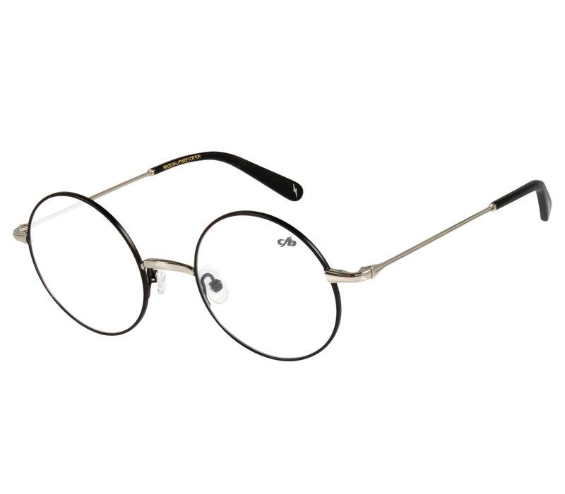 Optical - HARRY POTTER - BLACK/SILVER -- LV.MT.0301.0107