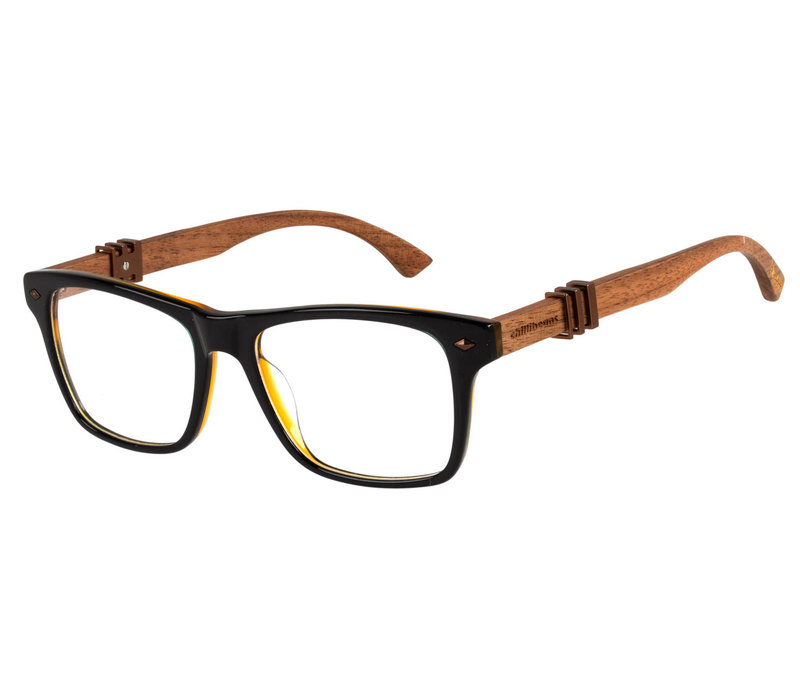 Optical - HARRY POTTER - BROWN/WOOD -- LV.AC.0510.3061