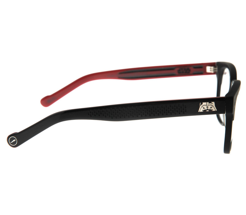 OPTICAL GLASSES - STAR WARS - BLACK/RED -- LV.AC.0575.0116