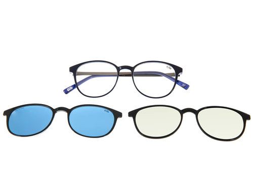 OPTICAL GLASSES - STAR WARS - BLUE/GRAPHITE -- LV.MU.0289.0824