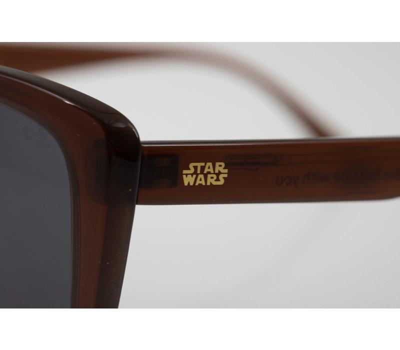 SUNGLASSES - STAR WARS - BLACK/BROWN -- OC.CL.2839.0102