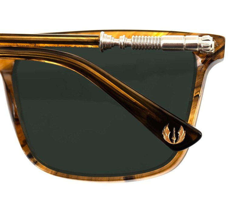 SUNGLASSES - STAR WARS - GREEN/YELLOW -- OC.CL.2841.1509
