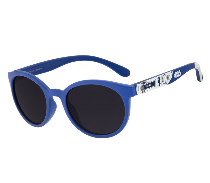 SUNGLASSES - STAR WARS - BLACK/BLUE -- OC.KD.0619.0108
