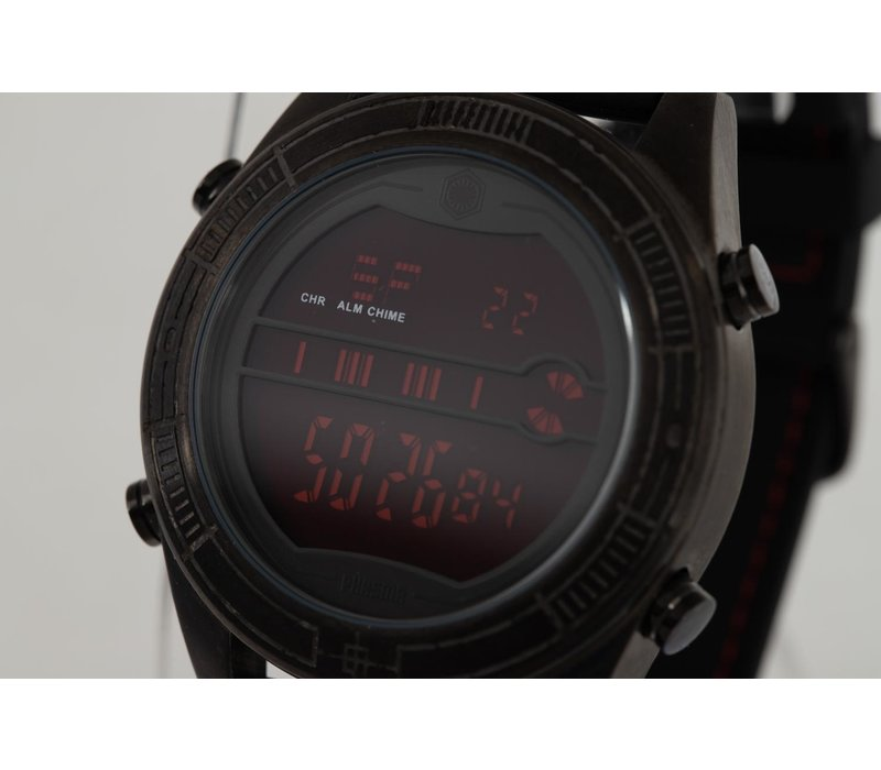 WATCHES - STAR WARS - BLACK/BLACK -- RE.CR.0401.0101