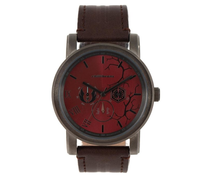 WATCHES - STAR WARS - ONIX/BROWN -- RE.CR.0402.2202